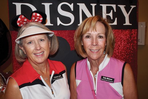 Event Chairpersons Cidnee Lusk and Sally Melzow