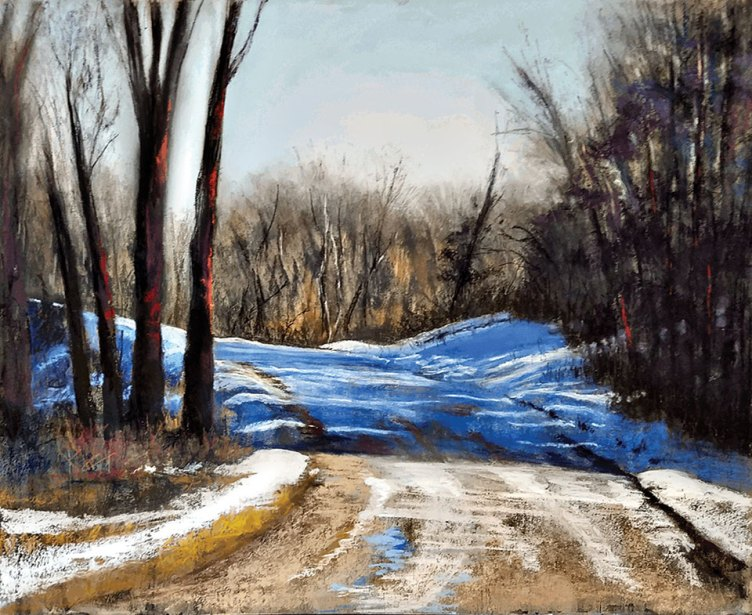 Elizabeth McCarthy's A Walk in the Woods
