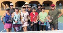 Crystal and Brian Messer, Vicki Shaner, Myrna Bodner, Jim Meyer, Randy Welsh, Pat Owens, Dan Schimmelpfennig, Karyn Swinford and Dennis Carter