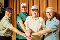 Bart Ventura, Steve Rustman, Don Wachtman, Rick Senger