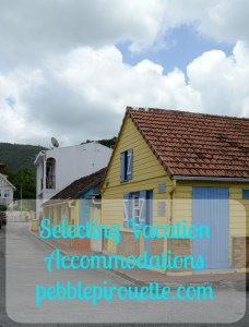 Selecting Vacation Accommodations