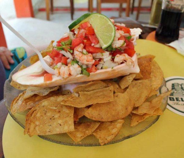 Great Restaurants on Caye Caulker Belize
