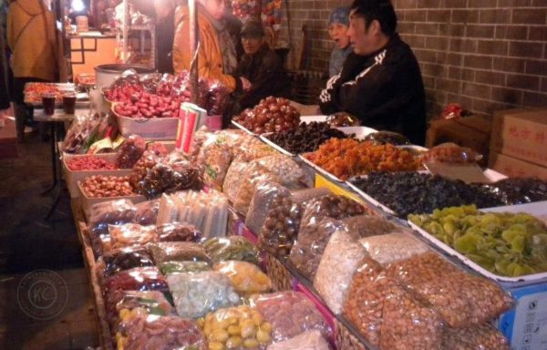 10 Reasons to Travel Night Bazaar Xi'an, China