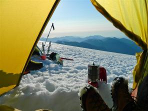 Mount Baker Camp