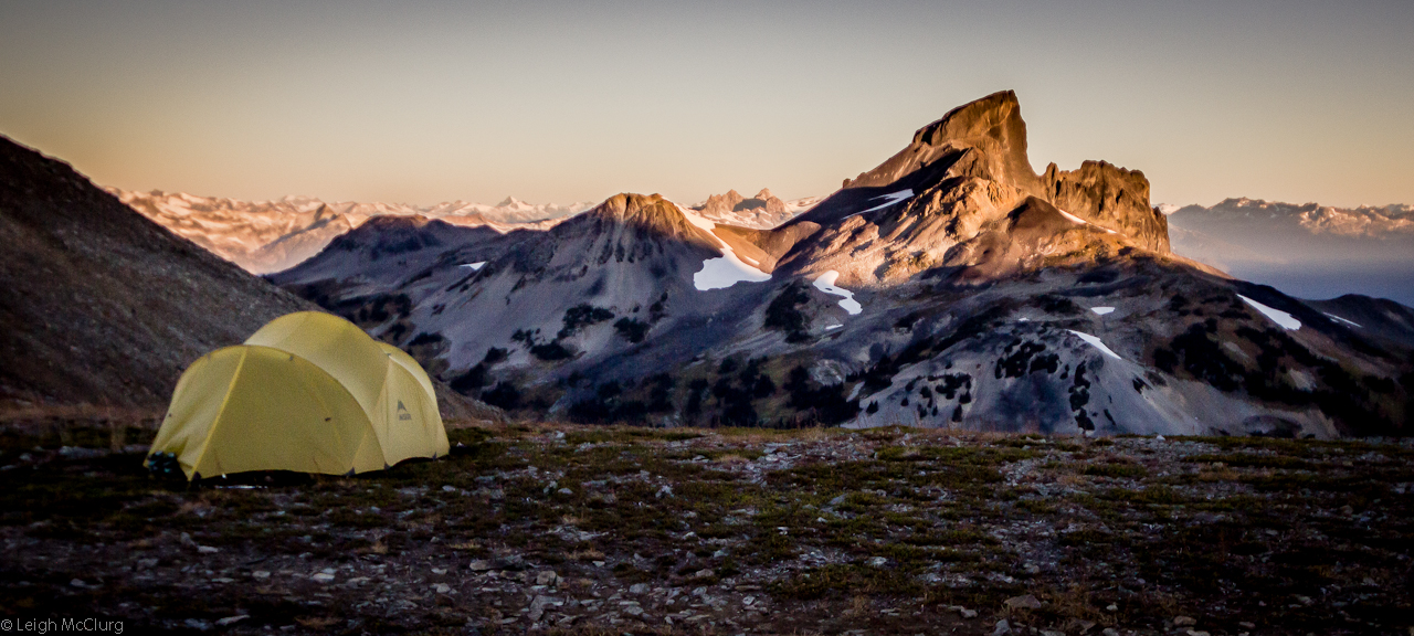 Our first tent The MSR Mutha Hubba & MSR Reactor Hanging Kit: Thoughts on stoves in tents
