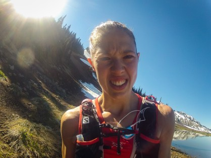 Classic GoPro face!