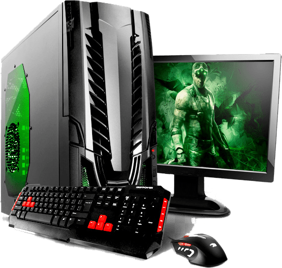 PC Gaming Systems