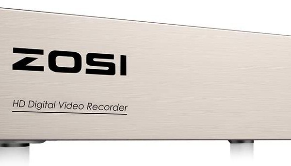 ZOSI H.265+ 8CH 5MP Lite Security Standalone DVR Recorder