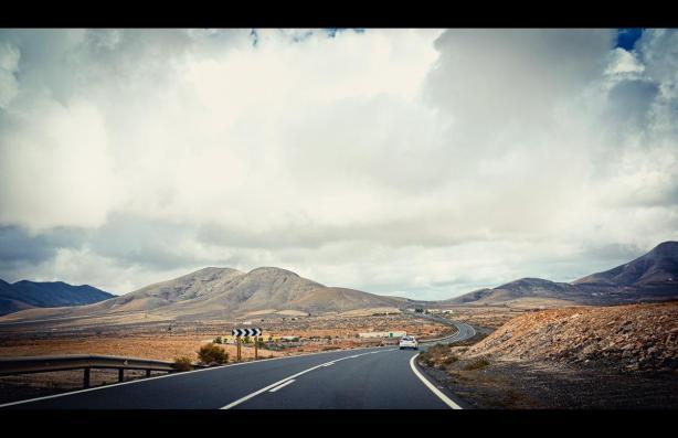 Landschaft in Fuerteventura