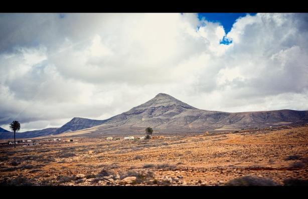 Unterwegs auf Fuerteventura