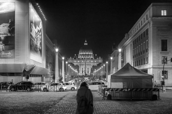 Road to Vatican