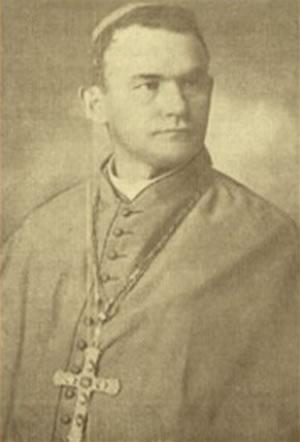 Dom João Becker (1870-1946), primeiro bispo de Florianópolis