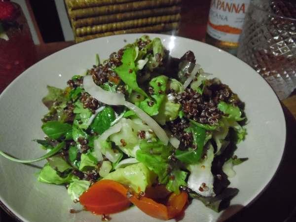 salad pimenta
