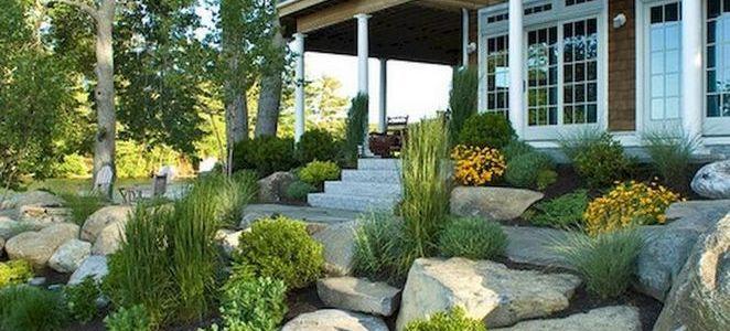 19+ The Insider Secret on Modern Landscaping Front Yard Discovered
