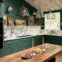 35+ Dirty Facts About Emerald Green Kitchen Decor Ideas Revealed 93