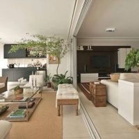 37+ The Fight Against Living Room and Integrated Balcony