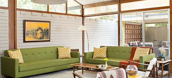 37+ The Benefits of MID-CENTURY MODERN LIVING ROOMS