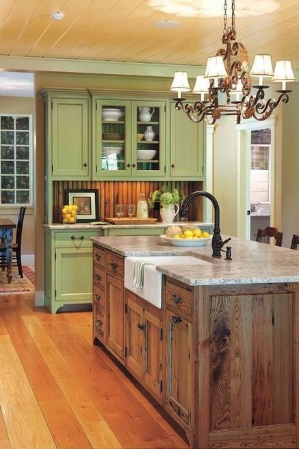 Primitive Country Kitchen Decor Best Ideas 00410 ...