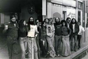 1974: Jim Franklin et al