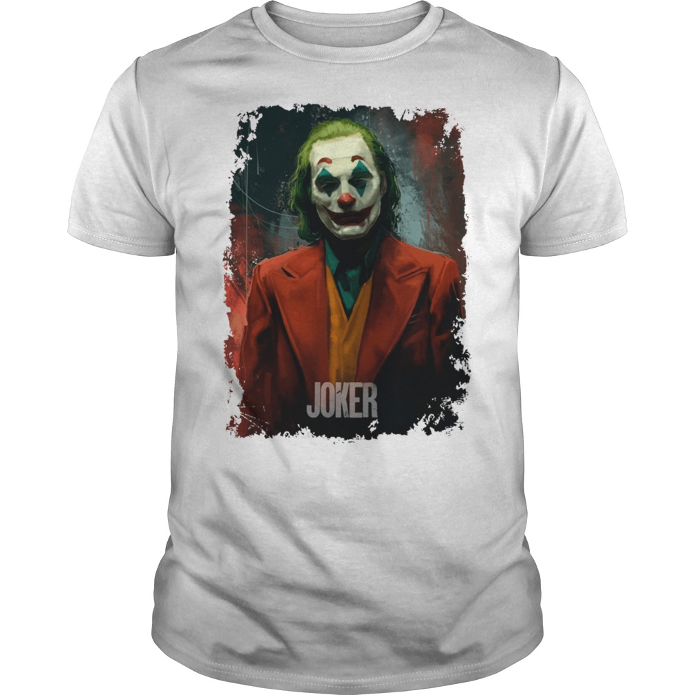 The Joker Joaquin Phoenix Men T-Shirt
