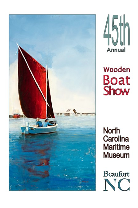 45th Annual Wooden Boat Show May 4th 5th Pecan Tree Inn