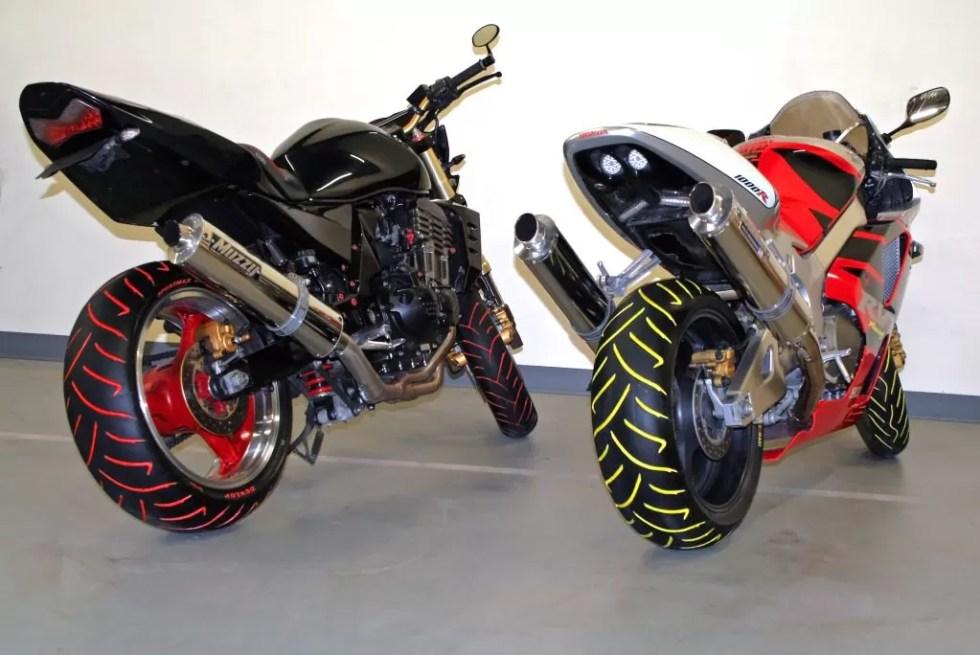 TirePenz para Motos