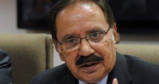 In Karachi Makhdoom Amin Faheem Pass Away