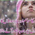 December Love Barish Poetry 2015