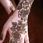 Eid ul Fitr Mehndi Designs 2016 for Hands