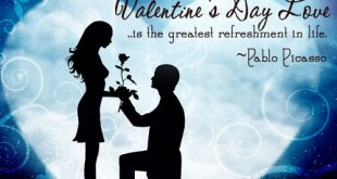 Happy Valentine Day Love Romantic Card 2016