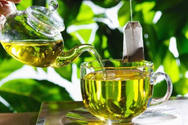 Green Tea for Lose Weight