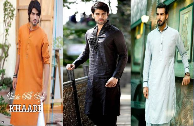 Eid-ul-Fitr Men Kurta Designs 2018