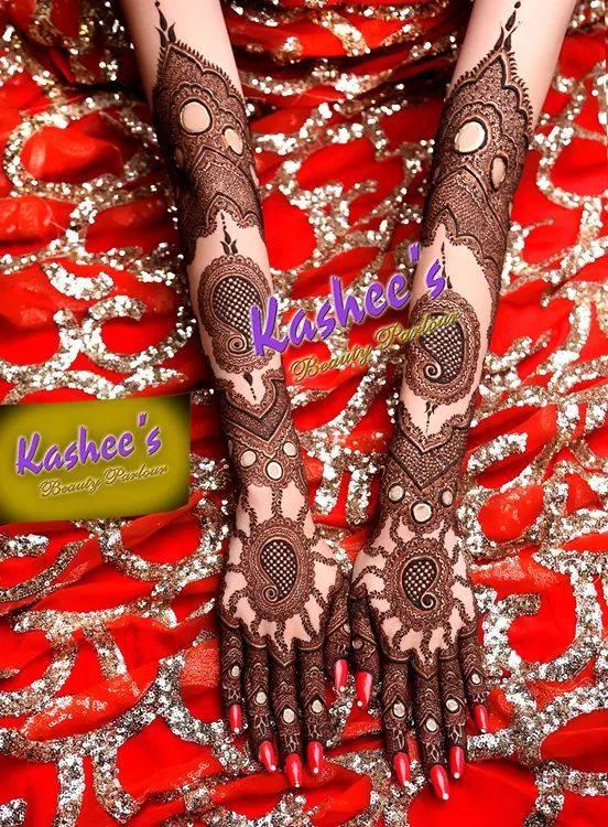 Mehandi Design 2017 Indian Hands