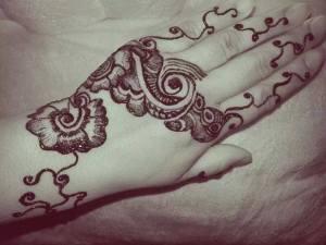 Beautiful Easy Hand Henna Design 2017