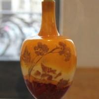 « Poème de cristal. De Gallé à Lalique, les verreries Art Nouveau du Petit Palais »