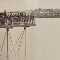Gallica insolite: le pont roulant de Saint-Malo