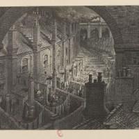 Entre mythe et réalité, Londres vu par Gustave Doré