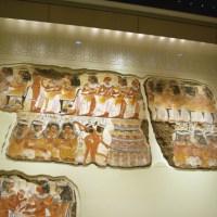 La Tombe de Nebamon, British Museum