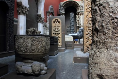 Cast Courts, Victoria and Albert Museum.