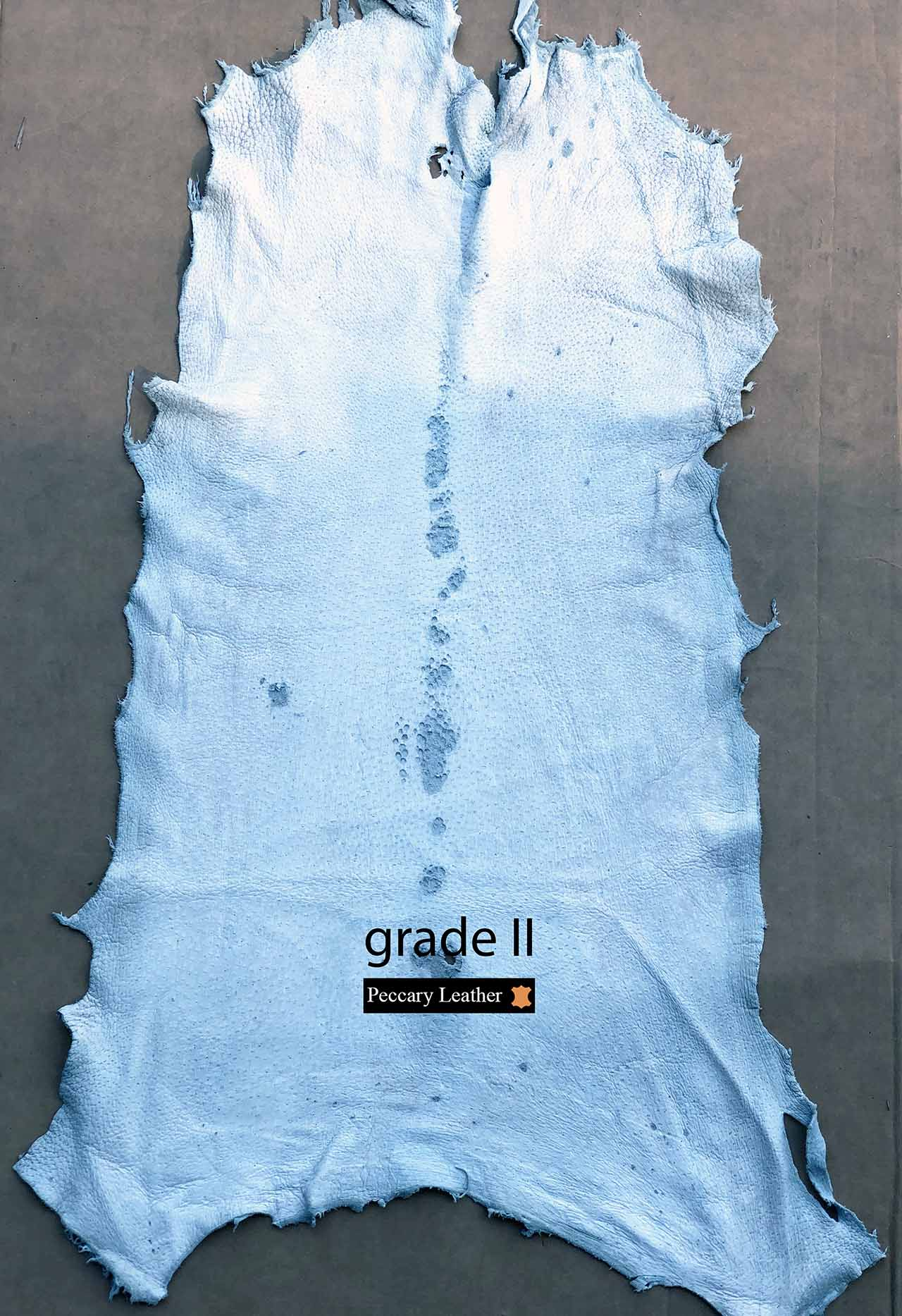 Peccary Leather Grade II