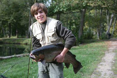 Baptiste Gobert - 28/10/2010 - 16 ans