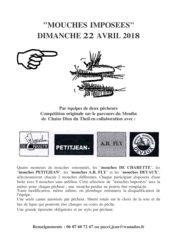 thumbnail of Inscription Mouches Imposées 2018