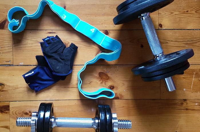 Quel matériel pour faire du sport chez soi ?