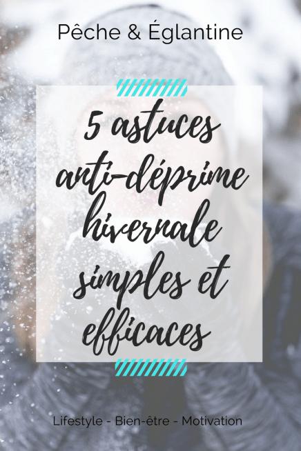 5 astuces anti-déprime hivernale, simples et efficaces