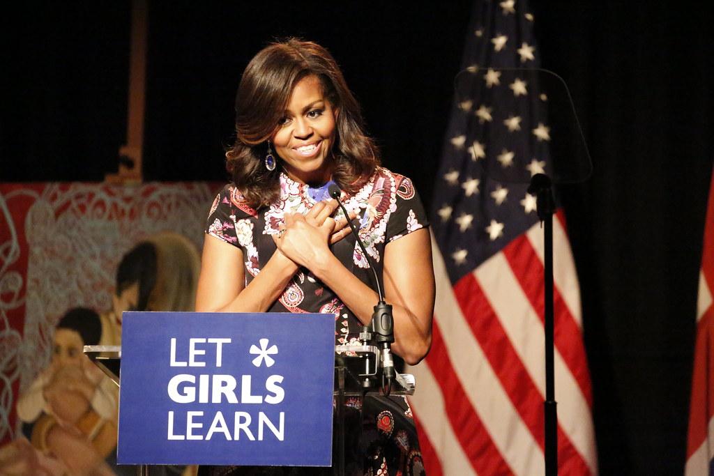 Ce que Michelle Obama m'a appris