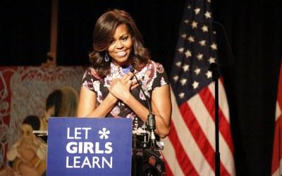 Ce que Michelle Obama m'a appris…