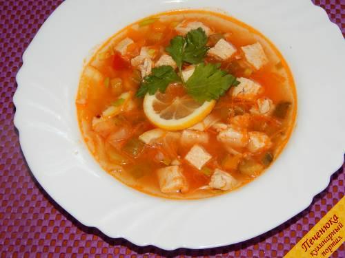 Простой рецепт солянки (пошаговый с фото) — Кулинарный ...