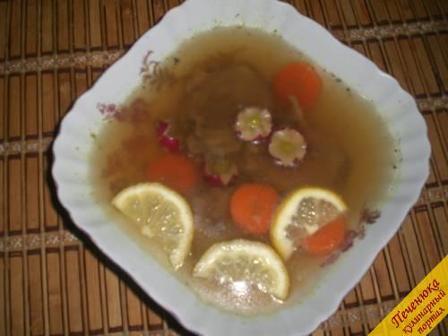 Заливное из свиного языка (пошаговый рецепт с фото ...