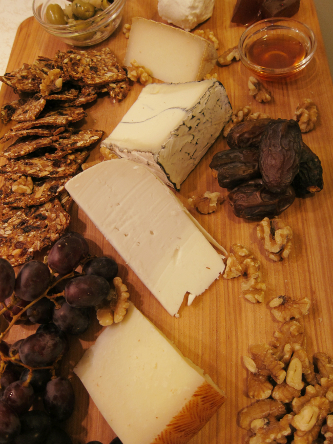 Party-cheese-board
