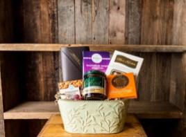 Almonte Gourmet Food Gift Basket